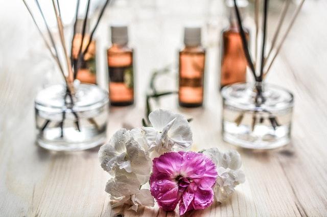 fabrication du parfum