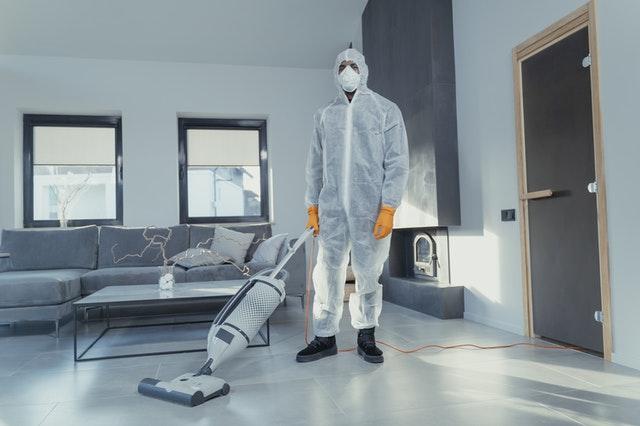 aspirateur pour nettoyer